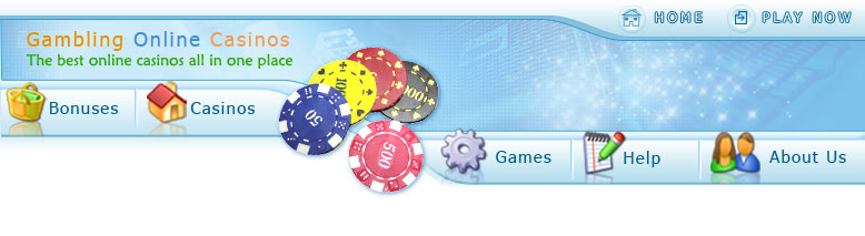 Gambling Online Casinos Online Casino Reviews Games Strategy Casino Bonuses And More